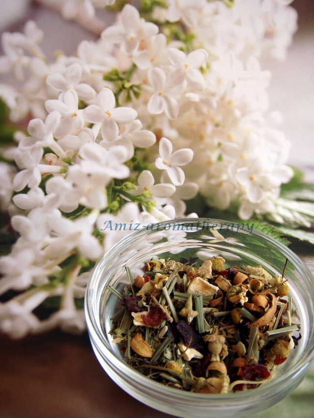 天然5味養生美白去斑茶|Organic anti-aging whitening blended herbal tea